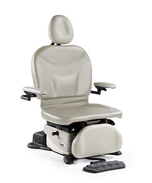 power procedure chair 630 mid adjustable arm system 32 inch