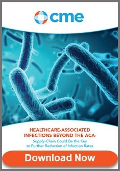 Healthcare-Associated Infections Beyond the ACA: Supply-Chain Could be the Key to Further Reduction of Infection Rates