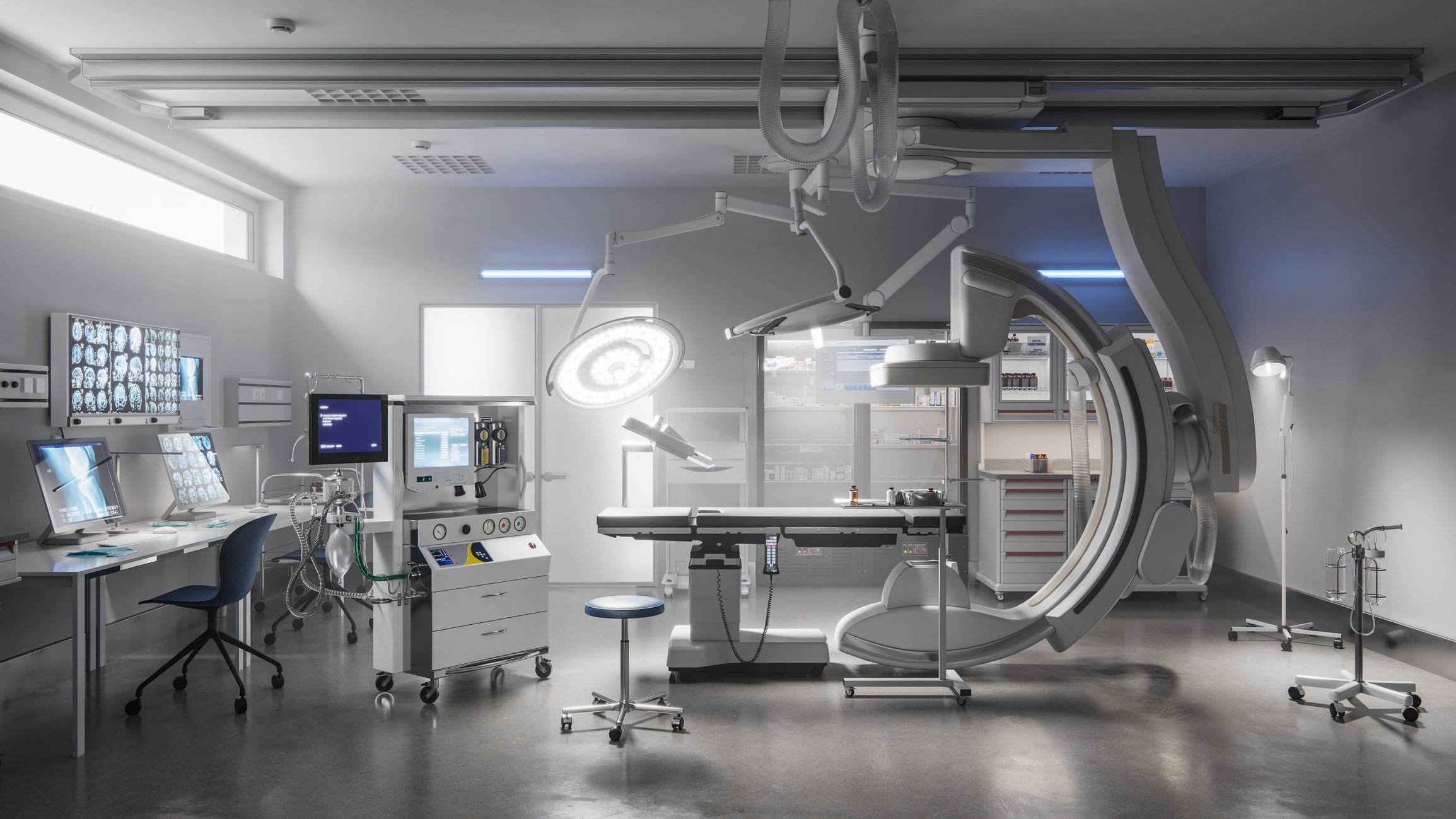 A Quick Checklist of Healthcare Equipment for your Ambulatory Surgery Center